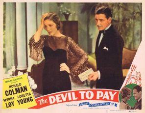 Co čert nechtěl (1930)