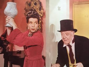 Jiggs and Maggie in Jackpot Jitters (1949)