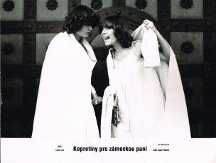 Kopretiny pro zámeckou paní (1981)