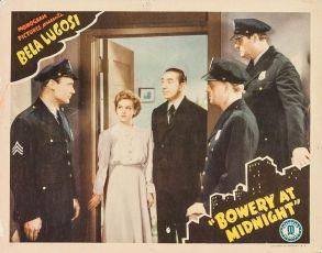Bowery at Midnight (1942)