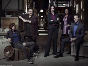 Skladiště 13 (2009) [TV seriál]