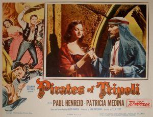 Piráti z Tripolisu (1955)