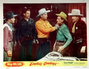 Lawless Cowboys (1951)
