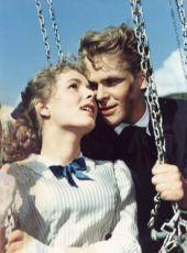 Stříbrný vítr (1954)