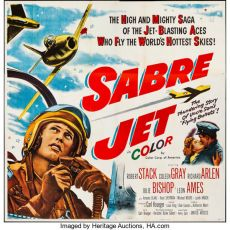 Sabre Jet (1953)