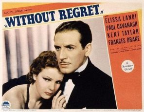 Without Regret (1935)