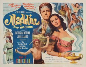 Aladdin and His Lamp (1952)