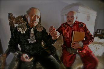 Milan Markovič a Josef Somr