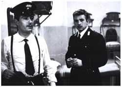 Četník na koni (1961)