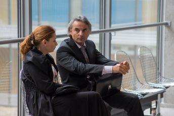 Gabriela Míčová a Mário Kubec