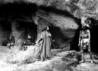 Pavouci I (Zlaté jezero) (1919)