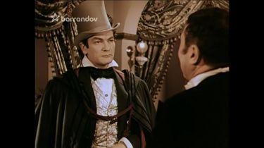 Hrabě Monte Christo (1955)