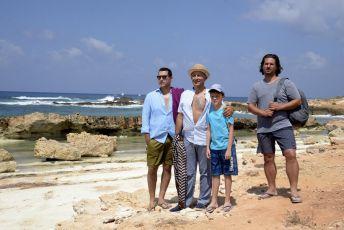 Osudové léto na Kypru (2017) [TV film]