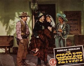 The Cisco Kid Returns (1945)