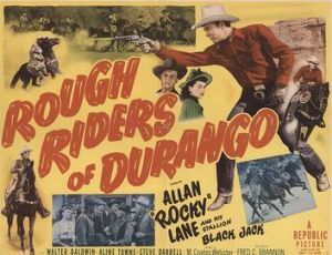 Rough Riders of Durango (1951)