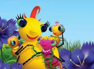 Miss Spider's Sunny Patch Friends (2004) [TV seriál]