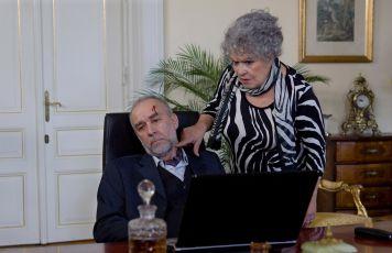 Pavel Rímský a Jiřina Bohdalová