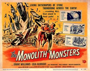 The Monolith Monsters (1957)