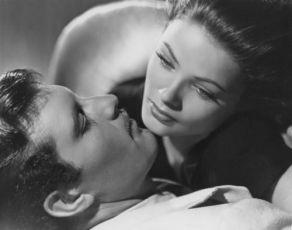 George Montgomery Gene Tierney