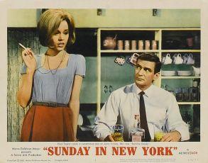 Neděle v New Yorku (1963)