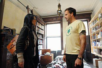 Lucy Liu a Jonny Lee Miller
