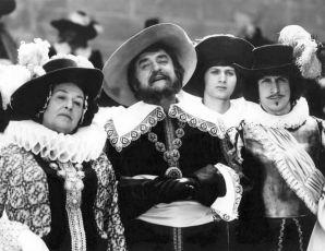 Stella Zázvorková, Oldřich Velen, Jan Hrušínský a Jan Kraus