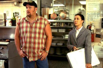 Larry – inspektor hygienické stanice (2006)