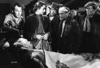 V horách duní (1946)