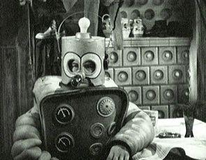 Robot Emil na horách (1964) [TV film]
