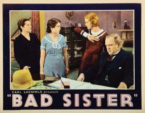 Bad Sister (1931)