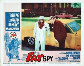 The Fat Spy (1966)