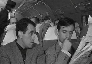 Coplan riskuje (1964)