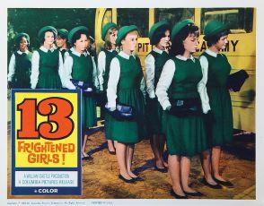 13 Frightened Girls (1963)