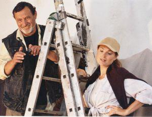Ladislav Frej a Markéta Hrubešová