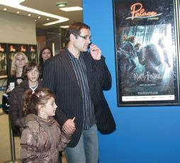 Noc Harryho Pottera;  Pavel Zuna