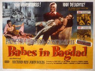 Babes in Bagdad (1952)
