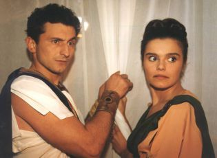 Ondřej Vetchý a Gabriela Ježková