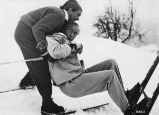 Drei Männer im Schnee (1955)