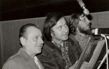 postsynchrony:  Vladimír Novotný (3), Jiří Lábus,  Josef Loučím