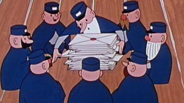 Pošťácká pohádka (1961)