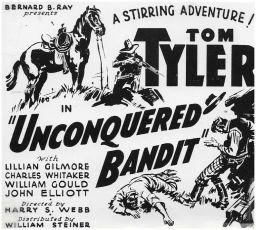 Unconquered Bandit (1935)