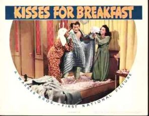 Kisses for Breakfast (1941)