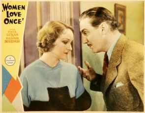 Women Love Once (1931)
