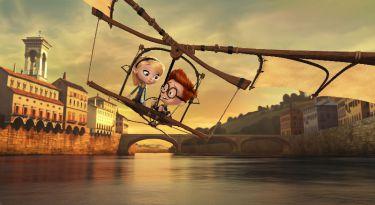 Dobrodružství pana Peabodyho a Shermana (2014) [2k digital]