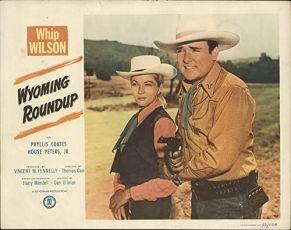 Wyoming Roundup (1952)