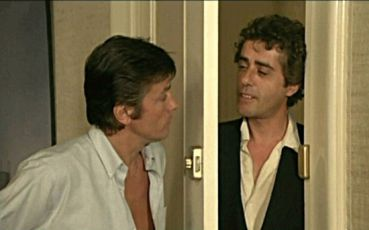 Alain Delon a Gérard Hérold