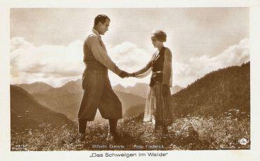 Das Schweigen im Walde (1929)