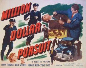 Million Dollar Pursuit (1951)