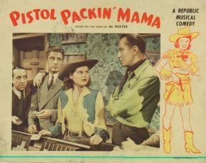 Pistol Packin' Mama (1943)