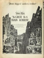 The Great K & A Train Robbery (1926)